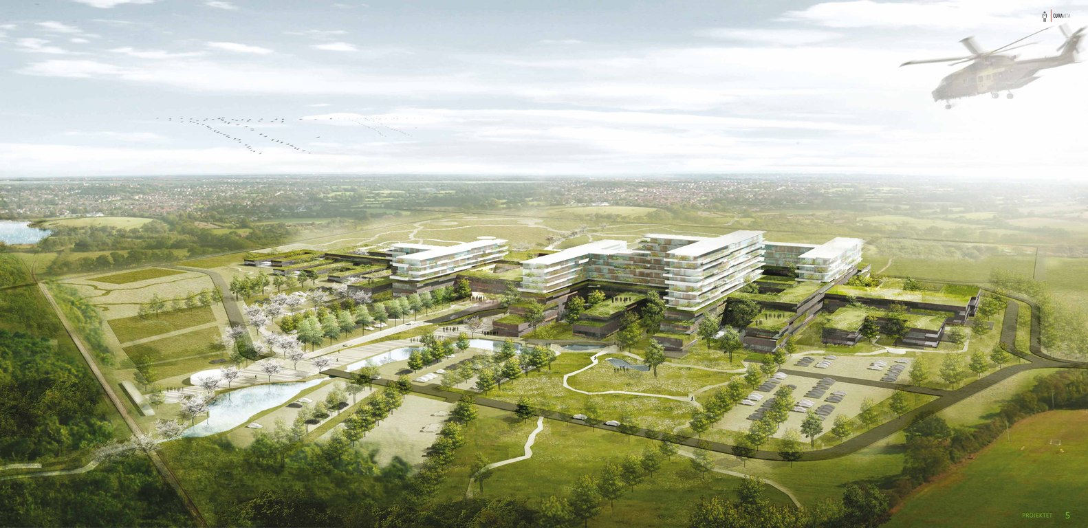 Risk Analysis with BIM at the New Hospital in the West - Gødstrup (DNV)